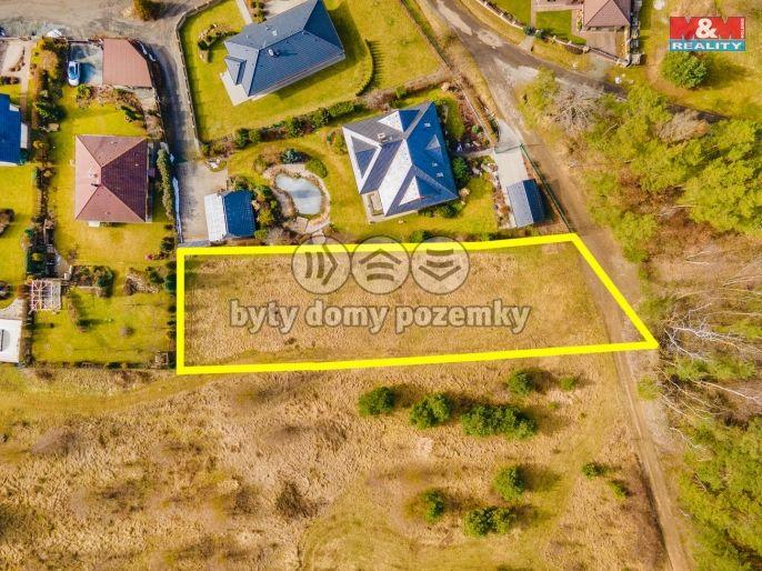 Prodej, Pozemek k bydlení, 1716 m², Chotíkov