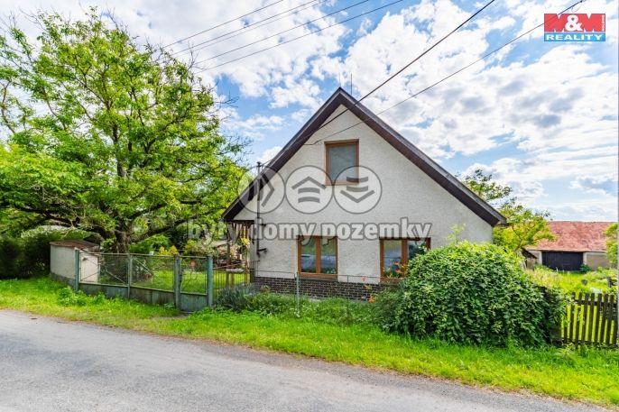 Prodej, Rodinný dům, 2067 m², Spálené Poříčí