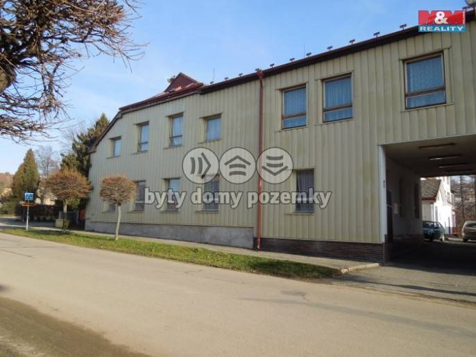 Prodej, Výrobní objekt, 2795 m², Nová Včelnice