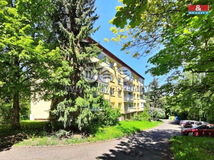 Prodej bytu 2+1, 64 m², Karlovy Vary, ul. Maďarská
