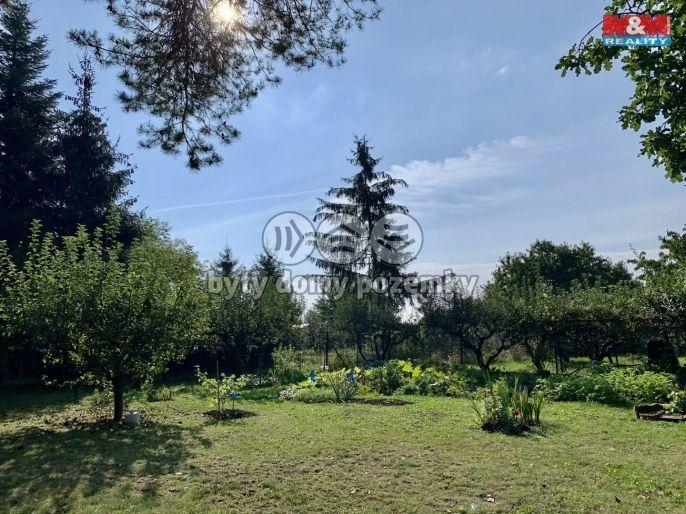 Prodej, Zahrada, 528 m², Hořice, Blahoslavova