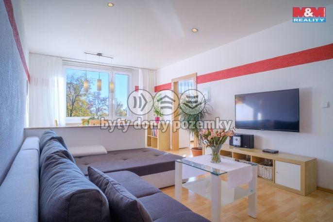 Prodej, Byt 3+1, 80 m², Chomutov, Písečná