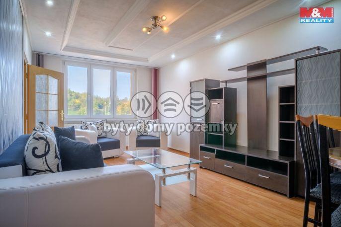 Prodej, Byt 2+1, 64 m², Chomutov, Borová