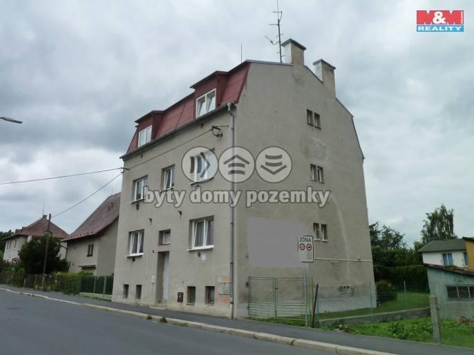 Prodej, Byt 1+1, 48 m², Františkovy Lázně, Májová