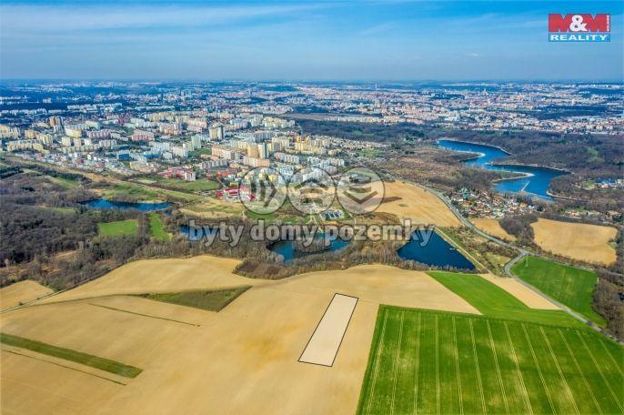 Prodej orná půda, 9938 m², Praha-Křeslice
