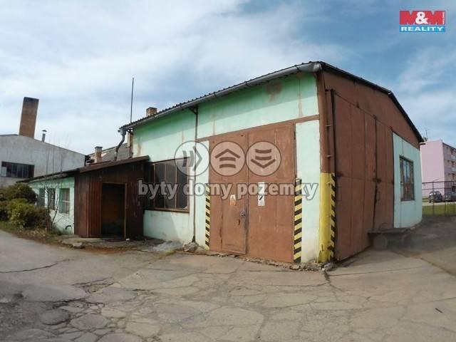 Pronájem, Výrobní objekt, 200 m², Nové Hrady
