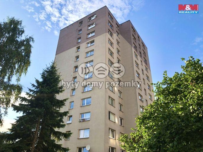 Prodej, Byt 1+1, 40 m², Jablonec nad Nisou, Na Vršku