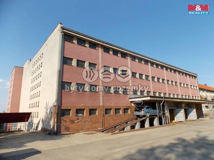 Pronájem, Garáž, 12 m², Plzeň, Tomanova