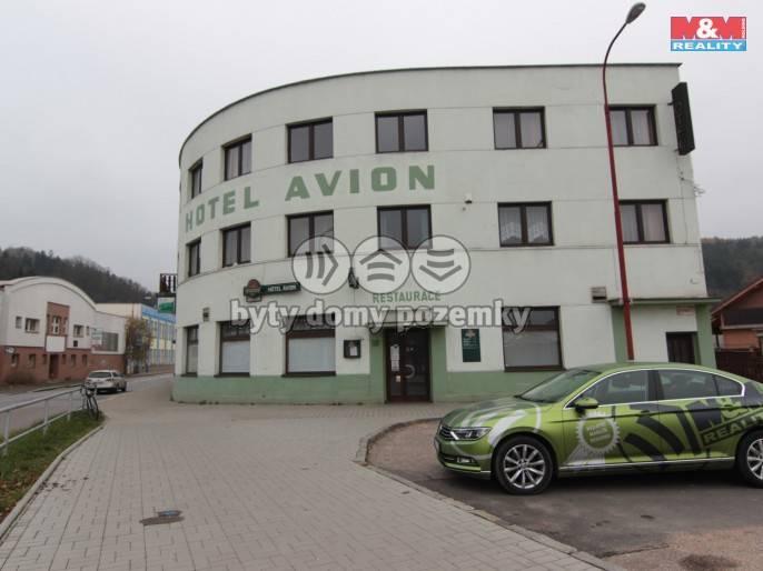 Prodej, Hotel, penzion, 1128 m², Ústí nad Orlicí, M. R. Štefanika