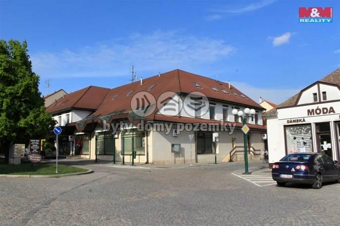Pronájem, Kancelářský prostor, 58 m², Ivančice, Komenského náměstí