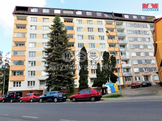 Pronájem, Byt 4+1, 84 m², Karlovy Vary, Svobodova