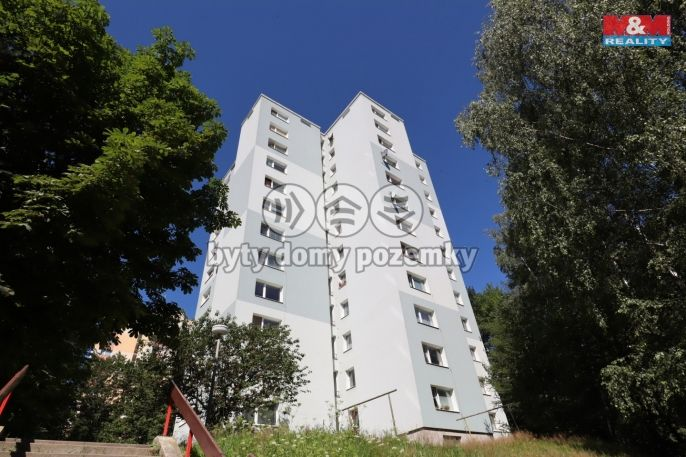 Prodej, byt 3+1, OV, Liberec, ul. Sametová
