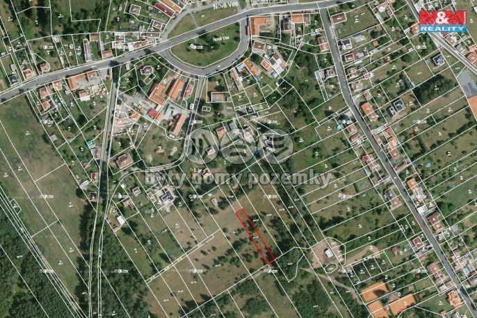 Prodej, Pole, 851 m², Nová Ves
