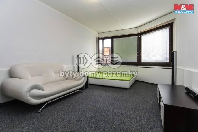 Pronájem, Kancelářský prostor, 27 m², Pardubice