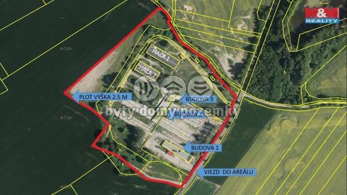 Prodej, Stavební parcela, 58976 m², Šebestěnice