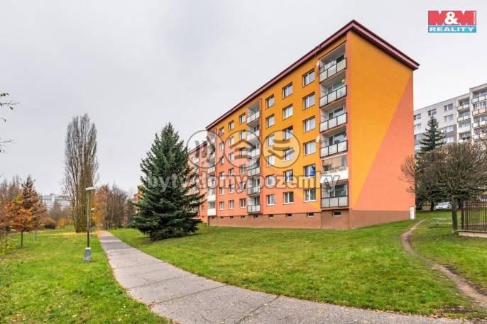 Prodej, Byt 1+1, 36 m², Chomutov, Kyjická