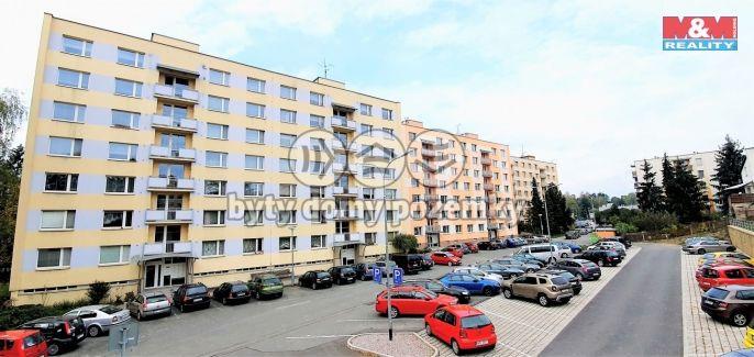 Prodej, Byt 1+1, 38 m², Rychnov nad Kněžnou, Na Trávníku