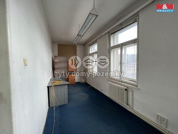 Pronájem, Kancelářský prostor, 45 m², Praha, Vršovická