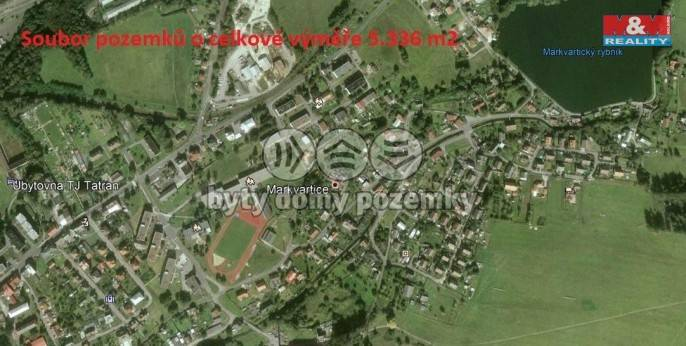 Prodej, Louka, 5336 m², Jablonné v Podještědí