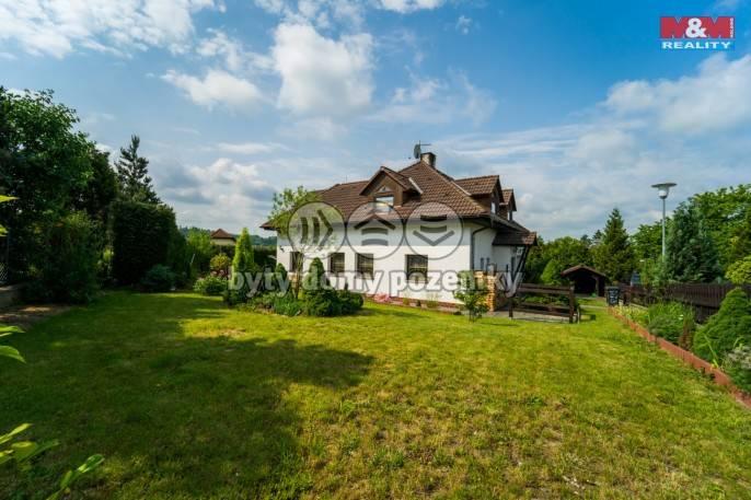 Prodej, Rodinný dům, 747 m², Plzeň, Přední cesta
