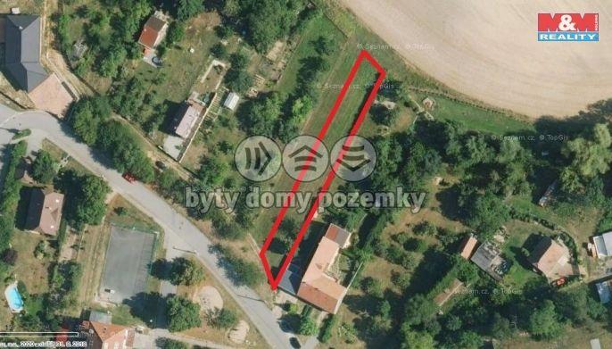 Prodej, Pozemek k bydlení, 700 m², Vysoké Popovice