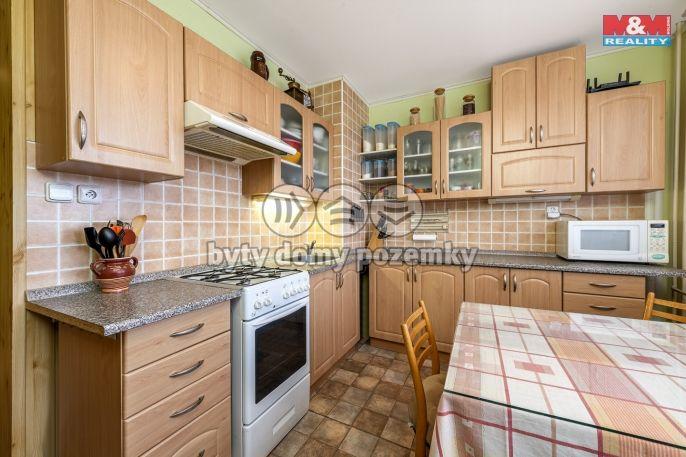 Prodej, Byt 2+1, 62 m², Chomutov, Holešická