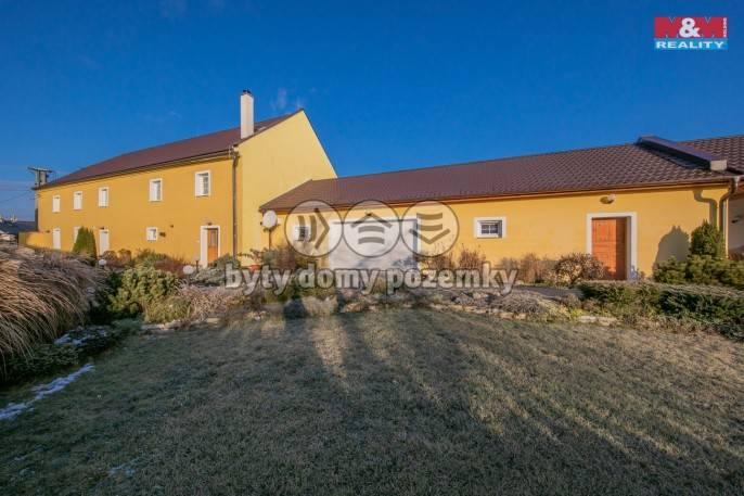 Prodej, Rodinný dům, 2459 m², Troubelice