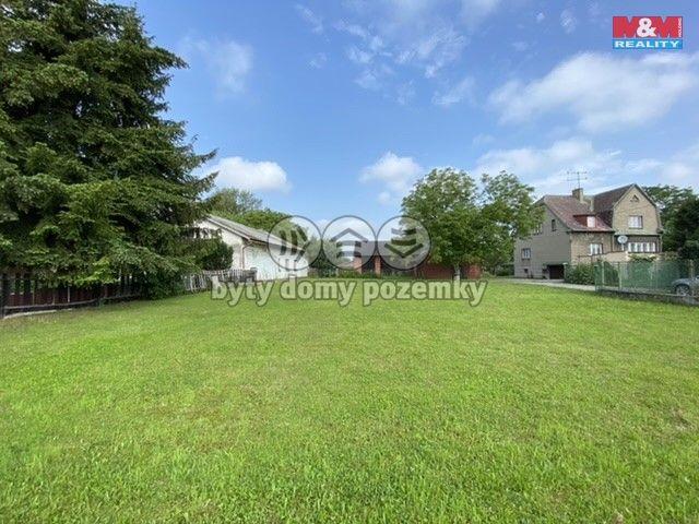 Prodej, Pozemek k bydlení, 1256 m², Bohumín, Ostravská
