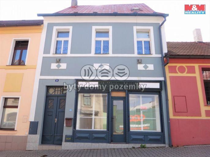 Pronájem obchod a služby, 25 m², Kladno, ul. Dr.