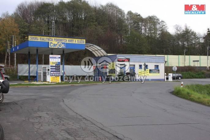 Prodej, čerpací stanice, Bystřice nad Olší