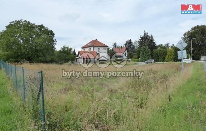 Prodej, Stavební parcela, 1423 m², Struhařov, Na Výsluní