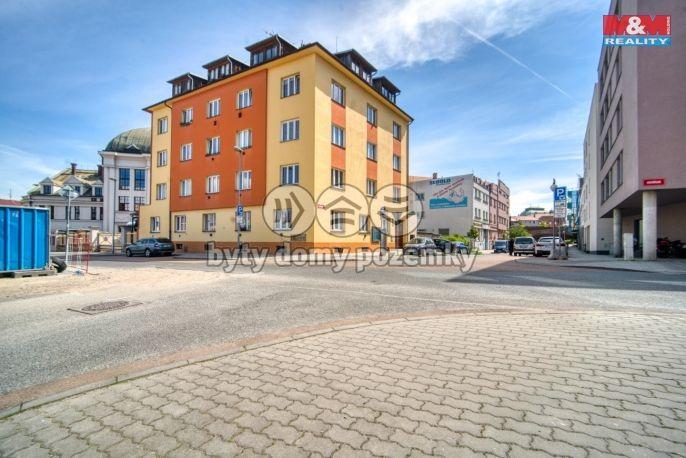 Prodej bytu 1+1, 42 m², Plzeň ul. Divadelní