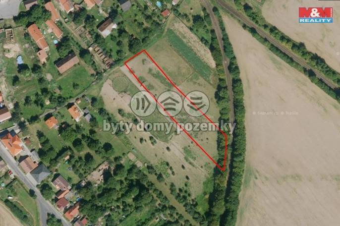 Prodej, Louka, 4189 m², Blatno
