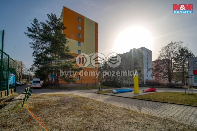 Prodej, Byt 2+kk, 36 m², Plzeň, Skupova