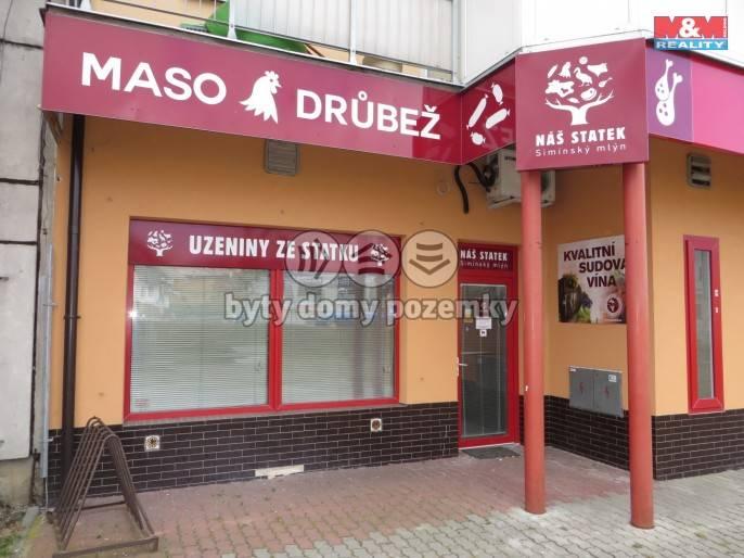 Pronájem, Obchod a služby, 68 m², Blatná, Pivovarská