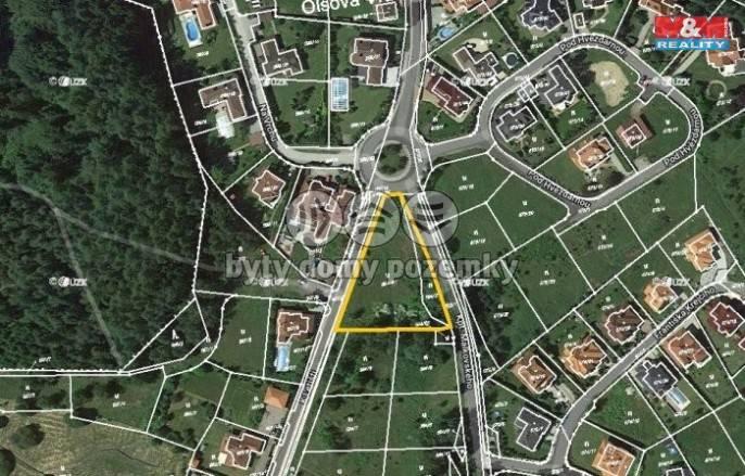 Prodej, Stavební parcela, 2158 m², Karlovy Vary