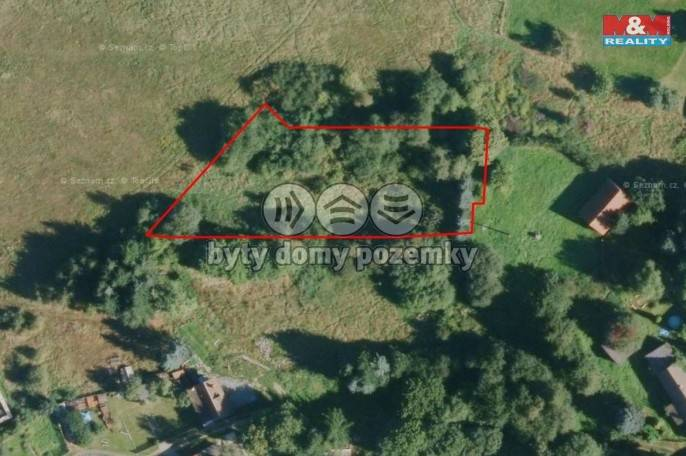 Prodej, Stavební parcela, 2188 m², Tis u Blatna