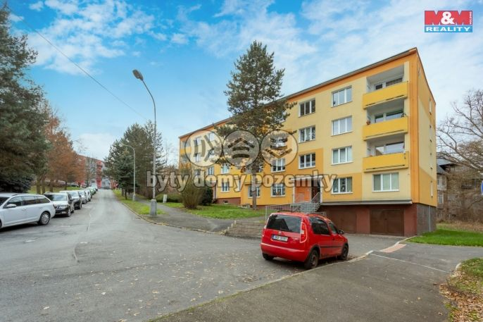 Prodej, Byt 2+1, 51 m², Sokolov, Mičurinova