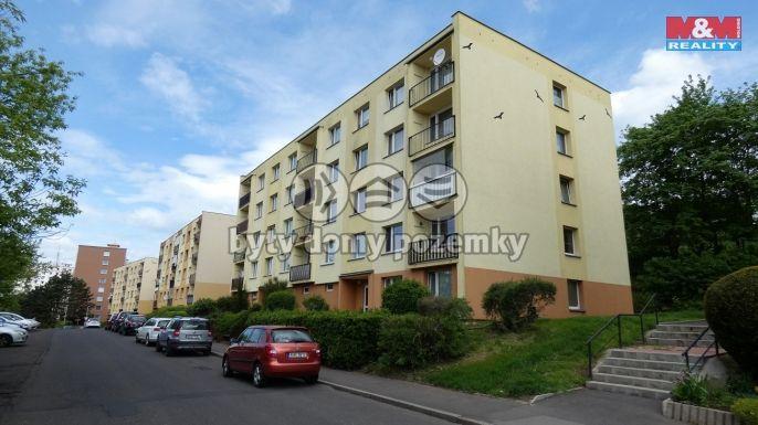 Pronájem, Byt 2+1, 60 m², Ústí nad Labem, Šumavská