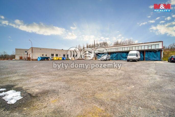 Prodej, Výrobní objekt, 12078 m², Mariánské Lázně, třída Vítězství