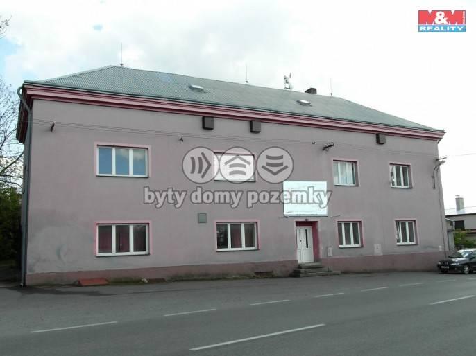 Pronájem, Obchodní objekt, 1007 m², Skuteč