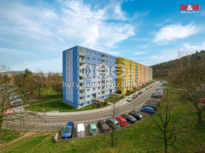 Prodej, Byt 1+kk, 20 m², Kadaň, Na Podlesí