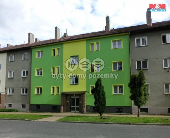 Prodej, Byt 2+1, 58 m², Podbořany, Bratří Čapků