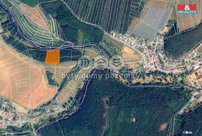 Prodej, Les, 7247 m², Malá Roudka