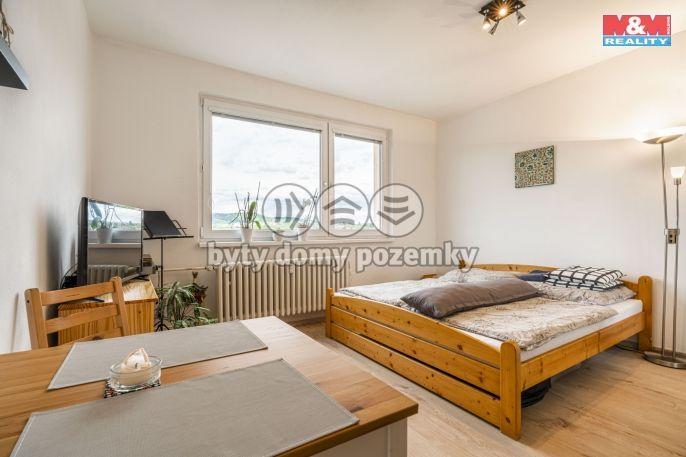 Prodej bytu 1+kk, 27 m², Liberec, ul. Vlnařská