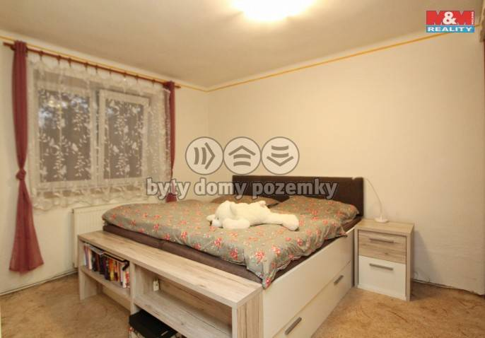 Pronájem, Byt 2+1, 50 m², Plzeň, Družstevní