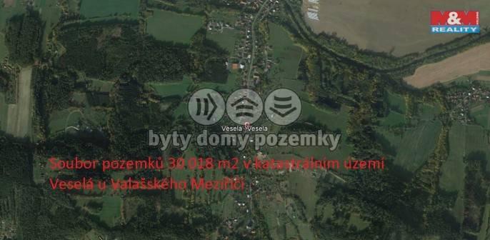 Prodej, Pole, 30018 m², Zašová
