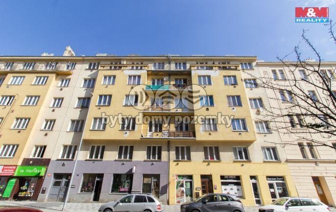 Pronájem, Byt 2+kk, 51 m², Praha, V Horkách