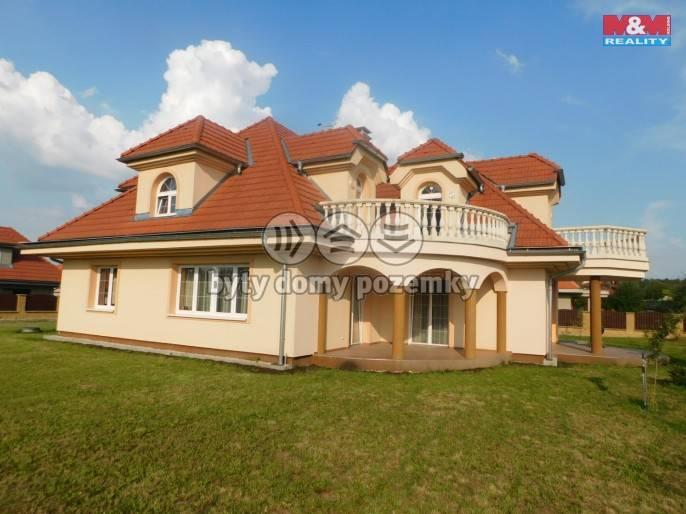 Prodej, Rodinný dům, 480 m², Mukařov