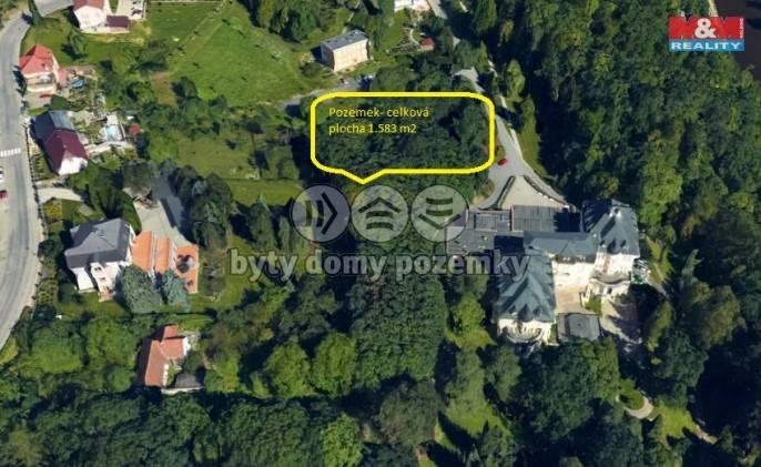 Prodej, Zahrada, 1583 m², Teplice nad Bečvou